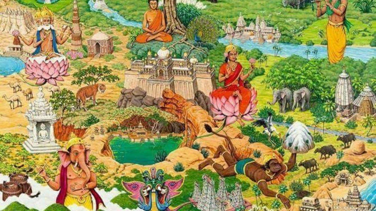 india god civilization