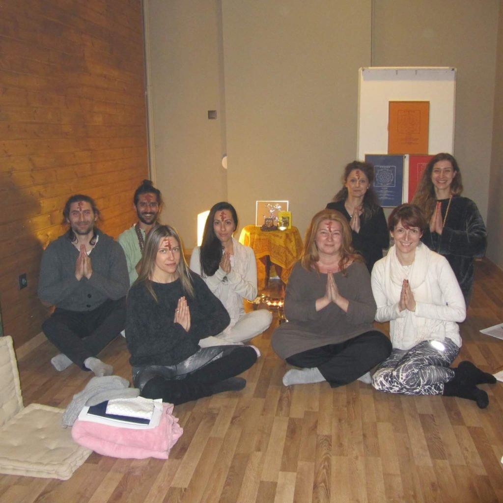 workshop on mantra yoga by sivaom yoga