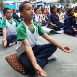 children in nepal yoga sivaom