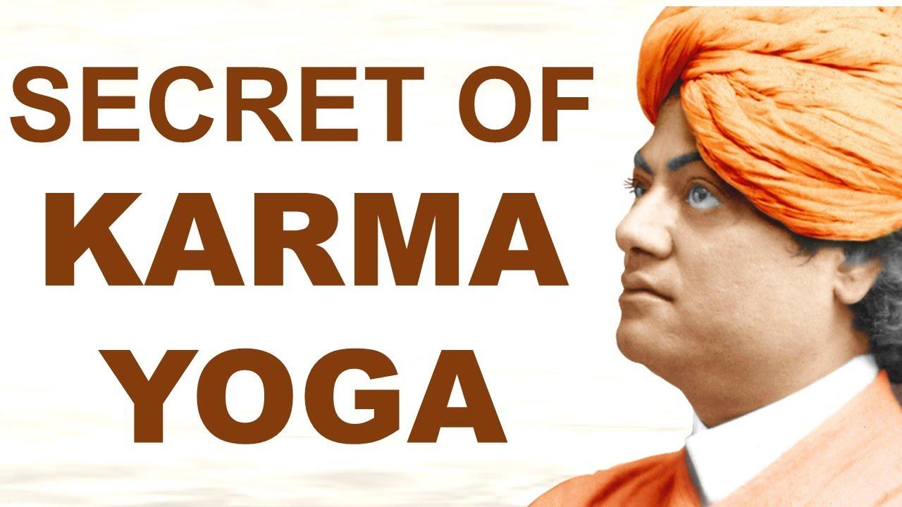 Karma yoga swami vivekanada