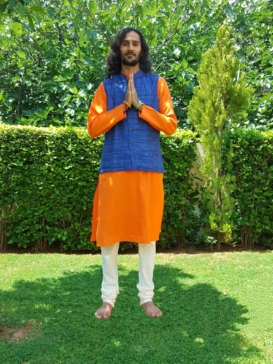 yoga guru siddhartha shiv khanna
