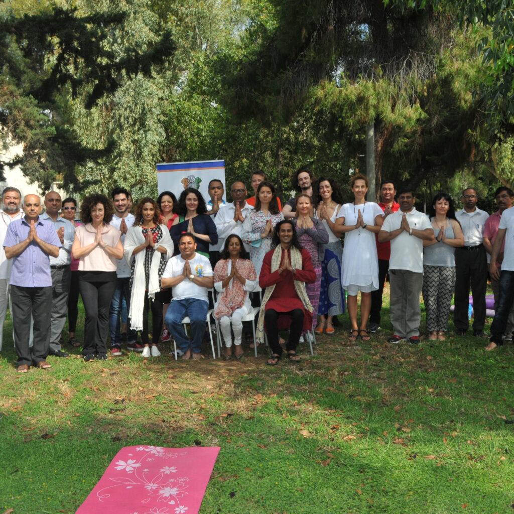 sivaom yoga international day of yoga